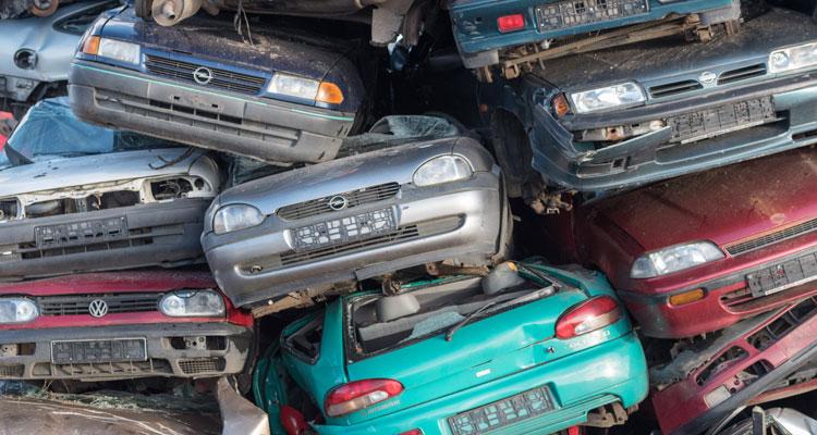 Ile Kosztuje Złomowanie Samochodu