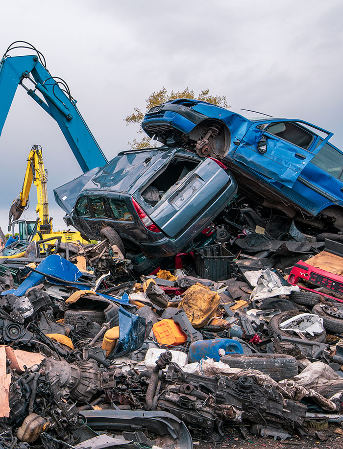 Auto złom Kasacja Przybychowo